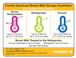 Breast Milk Feeding Chart Medela Medela Supports You With Breast Pumps Breast Milk