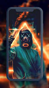 Neon Mask Wallpaper HD for Android ...