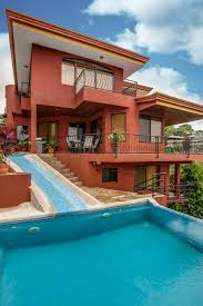 Manuel Antonio Luxury Family Rental Private Pool With Water Slide