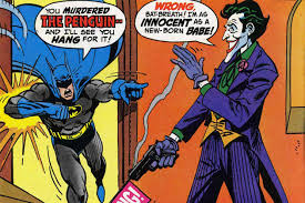 penguin batman original comic. Contemporary Original Batmanu0027s Archnemesis And The Selfproclaimed Clown Prince Of Crime Was  Intended To Be A Oneoff Character In Every Sense Word U2014 He Meant  Throughout Penguin Batman Original Comic I
