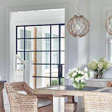 Dining room lighting ideas ceiling rope Modern Wainscot Dining Room Ceiling Jute Rope Light Pendants Decorpad Lights Over Dining Table Design Ideas