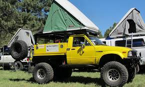 14 Extreme Campers Built for Off-Roading