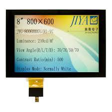 LCD/<b>TFT display</b> module / with touch screen / <b>800 x 600</b> / industrial ...