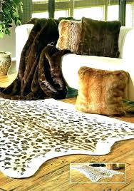 faux animal rug faux animal hide faux animal rugs faux cowhide rug animal print rugs leopard