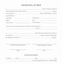 Dmv Printable Bill Of Sale Printable Bill Of Sale Template Unique Nevada Dmv Bill Sale Fresh