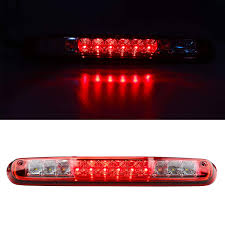 2013 Avalanche 3rd Brake Light For Chevy Silverado Gmc Sierra 1500 2500hd 3500hd Led Third 3rd Brake Cargo Light Assembly Rear Roof Center High Mount Stop Tail Light Replacement