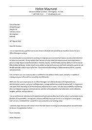 Beautiful Account Manager Cover Letter Examples For Recruiters 31
