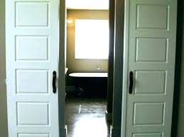 6 panel fiberglass shed doors barn door with glass panels double large size of hardw