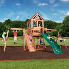 swing set installation and delivery