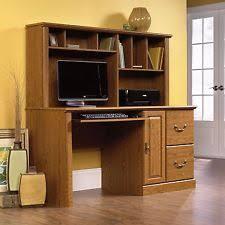 oak desks for home office. fine for computer desk with hutch  carolina oak orchard hills collection 401354 throughout desks for home office 3