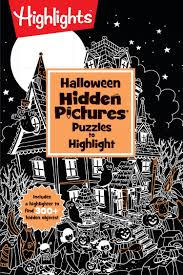 5 best images of bible printables hidden objects puzzle. Halloween Hidden Pictures Puzzles To Highlight By Highlights Penguin Books Australia