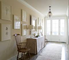 view full size stunning foyer with robert abbey beehive pendant