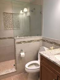 interior bathroom half wall panels ideas subway tile height shower with bathroom half wall