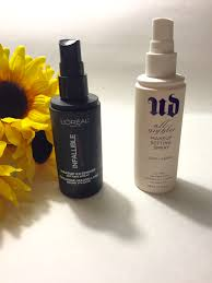 review on both setting sprays jsdlsl