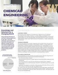 Departmental Statistics | UW Chemical Engineering