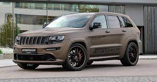 Jeep Grand Cherokee Srt Tuned By Geiger To 708 Horses Carscoops Jeep Grand Cherokee Srt Jeep Grand Cherokee Jeep Grand