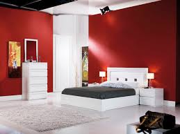 Double bed / contemporary / wooden - Q-BOX ROSSO