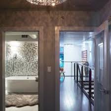 contemporary hallway lighting. Contemporary Hallway With Decorative Lighting From Enchanting Circular Light  Fixture Contemporary Hallway Lighting