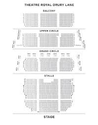 Theatre Royal Drury Lane Seating Chart Drury Lane Theatre Seating Plan Antique Theater Seating