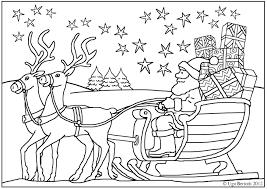 Migliore 20 Immagini Babbo Natale Da Colorare E Stampare Aestelzer