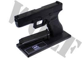 Handgun Display Stand King Arms Pistol Display Stand GlockGlock 85