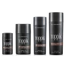 Toppik Hair Building Fibers Microfibre Di Cheratina Capellissimo