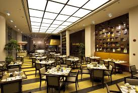 lighting for restaurant. Each Space Requires Different Lighting Conditions For Restaurant I