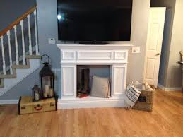 fireplaces faux fireplace mantel faux fireplace mantel for livingroom television stairs white glamorous fireplaces faux fireplace mantel diy