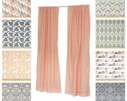 peach curtains for bedroom. Wonderful For Window Curtains  Intended Peach Curtains For Bedroom M