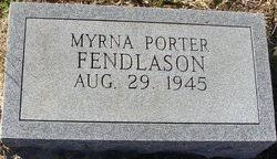 Myrna Porter Fendlason (1945-Unknown) - Find A Grave Memorial
