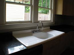 white kitchen sink with drainboard. Porcelain Kitchen Sink With Drainboard Astonish Kitchenidease Com Home  Ideas 39 White Kitchen Sink With Drainboard