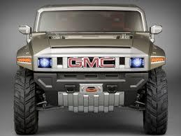 gm new car releasesInDepth General Motors Designing HUMMERLike Vehicle In GMC