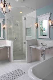 Bathroom Corner Shower Ideas Shower Surround Ideas Bathroom