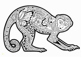 Coloring Pages Patterns Animals Beautiful Animal Coloring Pages Hard
