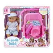 <b>Кукла LOKO TOYS</b> Le Petit Bebe с автокреслом: купить, цена, фото