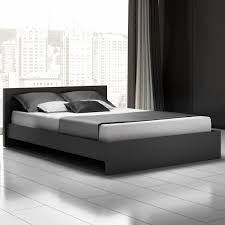 Japanese Platform Bed Bed Frames Japanese Zen Platform Bed Low Profile Queen Box