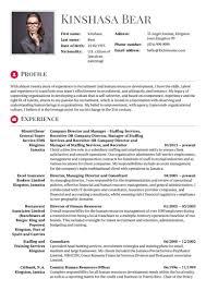 Consulting Resume Templates Consulting Resume Samples From Real Professionals Who Got