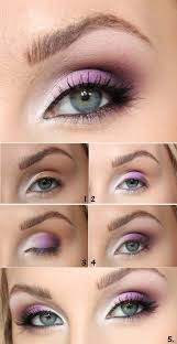 description makeup ideas for blue eyes