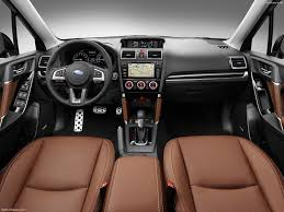 2018 subaru forester touring. exellent subaru the interior of the 2016 forester coutesy netcarshowcom for 2018 subaru forester touring