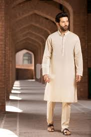 New Pakistani Kurta Design Latest Fashion Trends In Men Salwar Kameez Pakistani