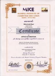 changes in diploma advanced diploma in information technology advanced certificate in information technology