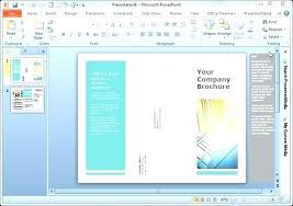 Microsoft Templates For Publisher Microsoft Brochure Templates Free Download Fold Brochure
