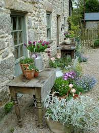country garden decor french country