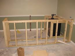 how to build a wet bar in basement
