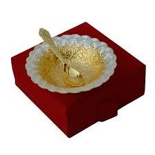 german silver pudding bowl