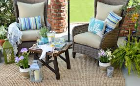 comfortable porch furniture. Summer Outdoor Furniture. Small Space Patio Decorating Ideas With Really Comfortable Furniture Www. Porch