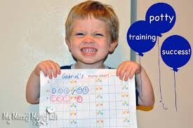 Potty Training Success Story Use A Chart Free Printable