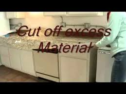 instant granite install countertops