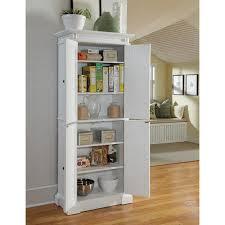 Wood Pantry Storage Cabinet