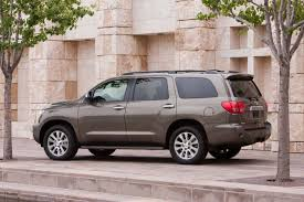 Used 2017 Toyota Sequoia SUV Pricing - For Sale | Edmunds